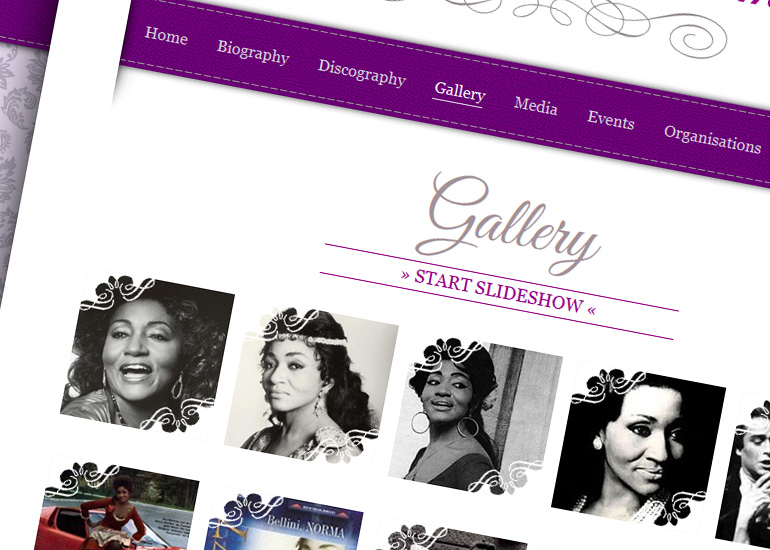 Grace Bumbry Official Website