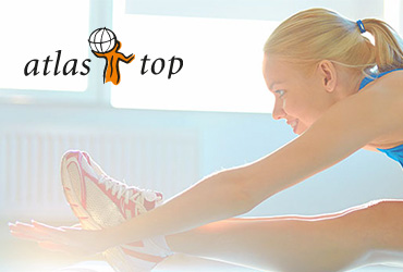 Referenz: atlas top Rückentraining & Physiotherapie